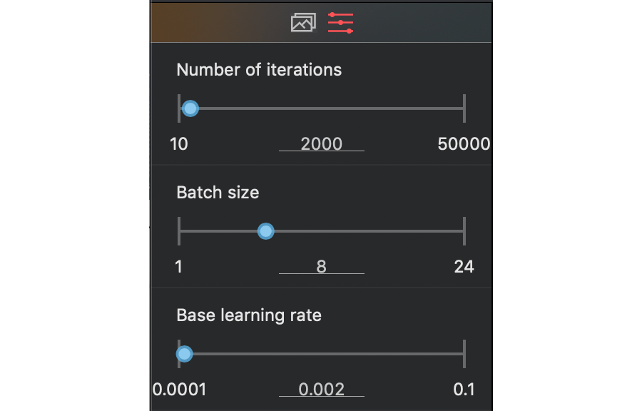 potato scales object segmentation ios app