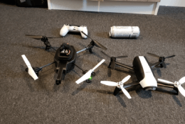 drone dataset free neural network