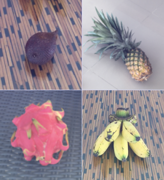 fruits dataset main image