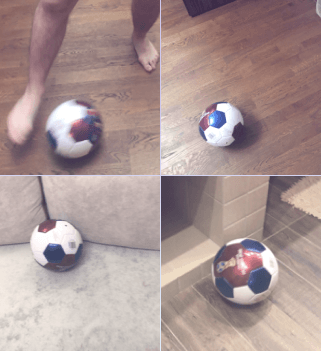 soccer ball dataset bounding boxes