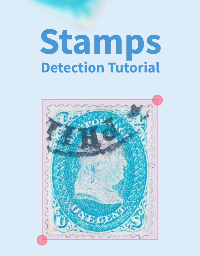 Stamps Object Detection Tutorial